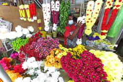 Business blooming again in Little India