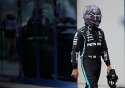 Motor racing-Pitting was Hamilton's best option in Turkey, say Mercedes