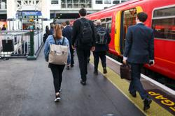 UK economy grows less than expected as services disappoint
