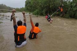 Death toll in Philippines storm Kompasu rises to 19