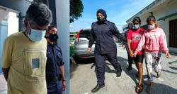 Three, including two foreigners, face gallows over drug-trafficking charges
