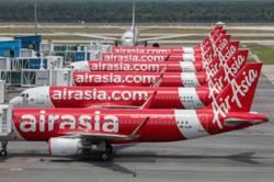 AirAsia's airline holding company renamed AirAsia Aviation