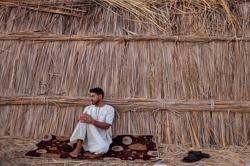 'Our whole life depends on water': Climate change, pollution and dams threaten Iraq's Marsh Arabs