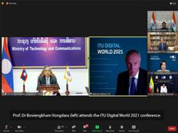 Laos highlights need for digital transformation