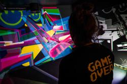 In Berlin, a street art show takeover before it's 'game over' for site
