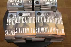 Spy author John le Carre's final, elegiac novel released posthumously