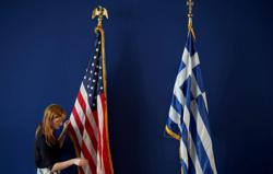 Greece, U.S. renew defence deal to boost cooperation