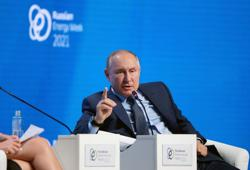 Putin says crypto currencies too unstable to be used for oil contracts