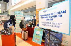 Self-test kits to be sold at more places