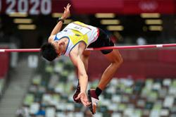 Hup Wei aims for a high after Tokyo low