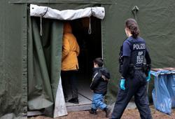 Night crossings: Germany braces as Belarus route swells migrant flows
