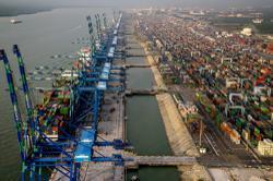 Port Klang rated most efficient