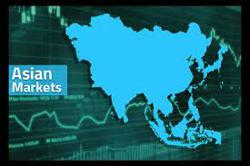 Asian shares track US peers higher; dollar gains on yen