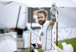 Cricket-NZ's Williamson to manage 'frustrating' elbow issue through T20 World Cup