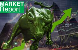 FBM KLCI inches higher at midday