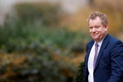 UK's Frost says: EU must concede more on Brexit