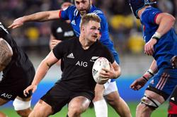 Rugby-All Blacks skipper Cane ready for US test after long layoff: Foster