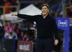 Soccer-Paraguay sack coach Berizzo after Bolivia defeat