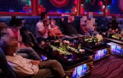 PJ cops: 45 issued compound notices for breaching SOP during raid at Sungai Way entertainment outlet