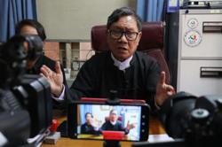 Myanmar military junta issues gag order to Aung San Suu Kyi lawyer