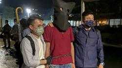 Suspect charged in murder of Hong Kong taxi driver