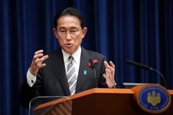 PM Kishida to South Korea's Moon: Japan wants 'appropriate' response on wartime compensation