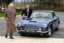 Prince Charles mocked after saying his car runs on wine and cheese
