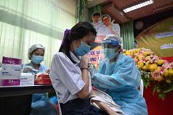 Thailand to ramp up vaccination in four southern provinces to contain Covid-19