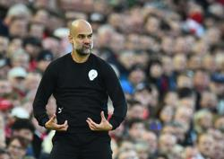 Soccer-City surprised by Sterling's desire to leave, says Guardiola