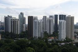 Singapore home sales drop for second month amid new virus curbs