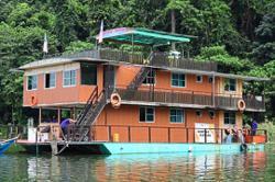Houseboats allowed to run at 50% capacity