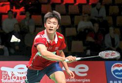 Trust Thomas Cup star to take over from Lin Dan and Chen Long in future
