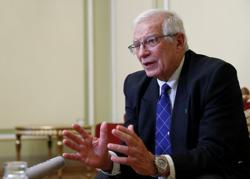 EU's Borrell says Iran wants to meet officials in Brussels over nuclear deal