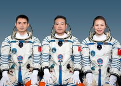 Astronauts to celebrate Lunar New Year in outer space