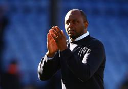 Soccer-Palace boss Vieira setting emotions aside on return to Arsenal