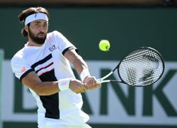 Tennis-'Surprised? Not really': Confident Basilashvili reaches Indian Wells semis