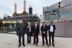 Second phase of London's Battersea Power Station to be opened to public next year