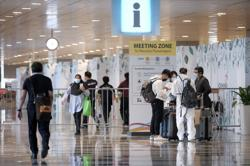 Friends, family of passengers allowed to enter Changi Airport arrival halls from Oct 15