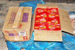 Brunei police bust meat smuggling attempt