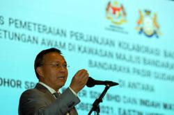 Local authorities in Johor told to help those affected by Covid-19 to apply for business licence, says MB