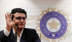 Cricket-BCCI chief Ganguly hopeful IPL 2022 will be held in India