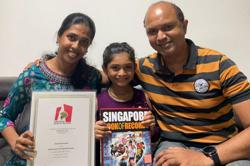 Girl, 6, breaks Singapore's pi memorisation record; recites 1,560 digits