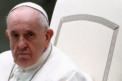 Pope pledges to continue being a 'pest' in defence of the poor