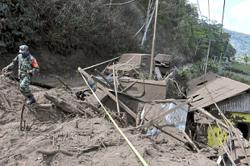 Quake and aftershock rock Bali
