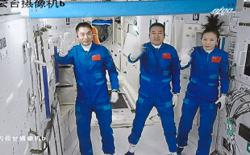 All set for long space stay