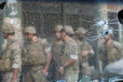 Soldier suspected of firing towards Beirut protesters is under investigation - army
