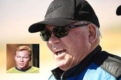 Of Capt Kirk and final frontiers