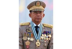 Junta chief not welcomed