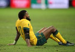 Rugby-Koroibete to miss Australia's end-of-year tour