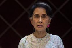International call for Myanmar to let envoy meet Suu Kyi